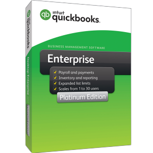 QuickBooks Desktop Enterprise box