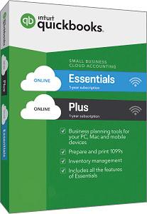 QuickBooks Online box
